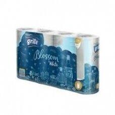 Virtuviniai popieriniai rankšluosčiai GRITE Blossom, 4 ritiniai